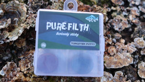 hybrid tackle PURE FILTH RIG PUTTY Terminal Tackle Hybrid Tackle- GO FISHING TACKLE