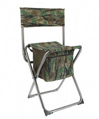 Nomad Quick Folding Stool with Storage Compartment