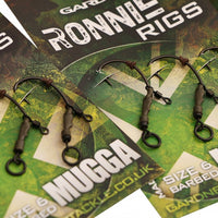 Gardner Ronnie Rigs specimen hooks Gardner- GO FISHING TACKLE