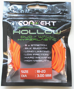 Connekt Hollow Pole Elastic 18-20 ORANGE