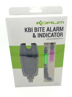 Korum KBI Bite Alarm & Indicator