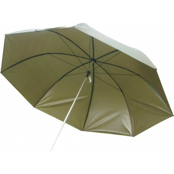 "tmac Deluxe 60"" Green Waterproof Carp Fishing Umbrella with Case umbrellas TMAC- THE MATCHMEN ANGLING CENTRE"