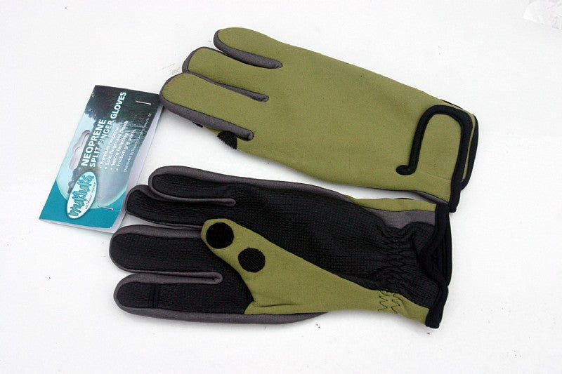 Mukluks Neoprene gloves large Clothing mukluks- GO FISHING TACKLE