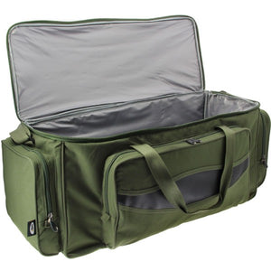 Ngt Giant Green Insulated Carryall Ngt Luggage NGT- GO FISHING TACKLE