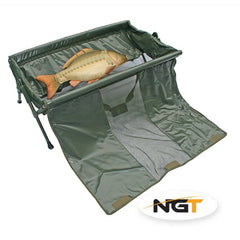 Quick Folding Carp Cradle (404) -104 x 62 x 39cm carp care NGT- THE MATCHMEN ANGLING CENTRE