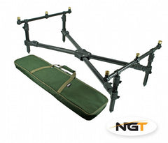 Cross Pod and Case rod pods NGT- GO FISHING TACKLE