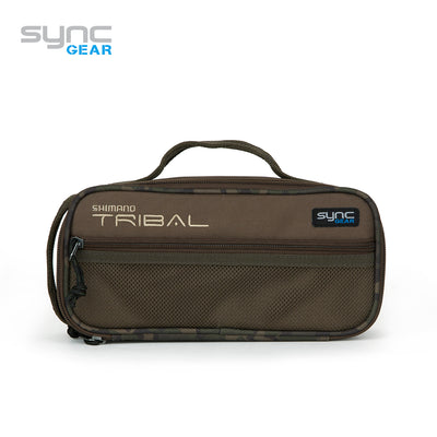 Shimano Sync Glug & Hookbait Case Shimano Luggage Shimano- GO FISHING TACKLE