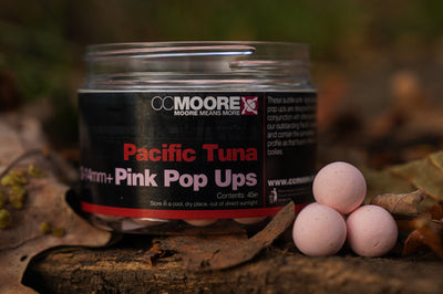 Pacific Tuna Pink Pop Ups 13-14mm