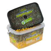 PREPARED WHOLE MAIZE PARTICLES  3KG particles Crafty Catcher- GO FISHING TACKLE