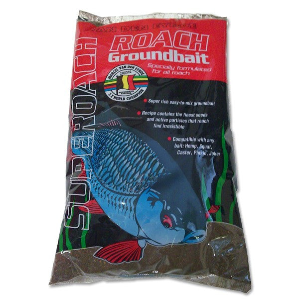 Van Den Eynde Super Roach Groundbait groundbaits van den eynde- THE MATCHMEN ANGLING CENTRE