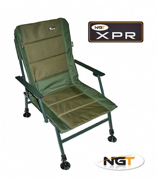 NGT 'Quickfish' Chair Chairs and Bedchairs NGT- THE MATCHMEN ANGLING CENTRE