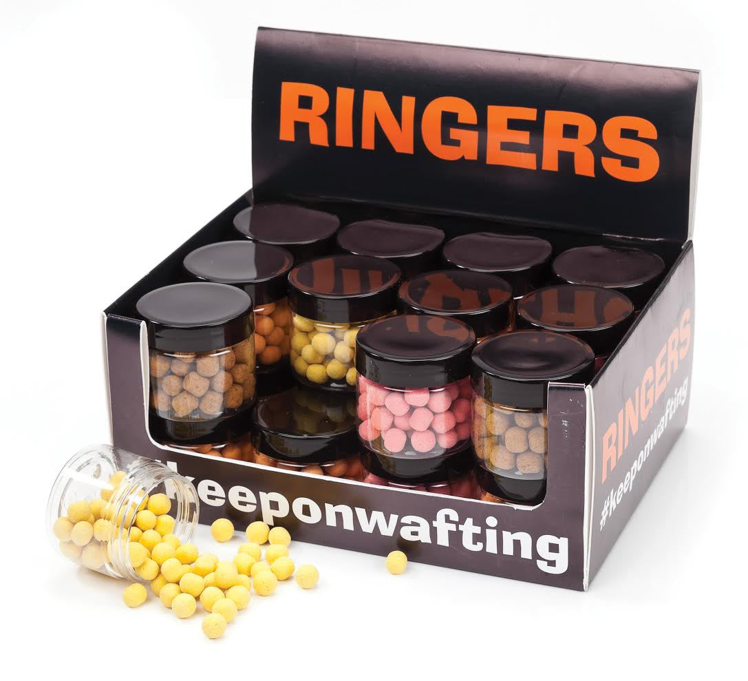 ringers Washout Wafters Pellets ringers- THE MATCHMEN ANGLING CENTRE