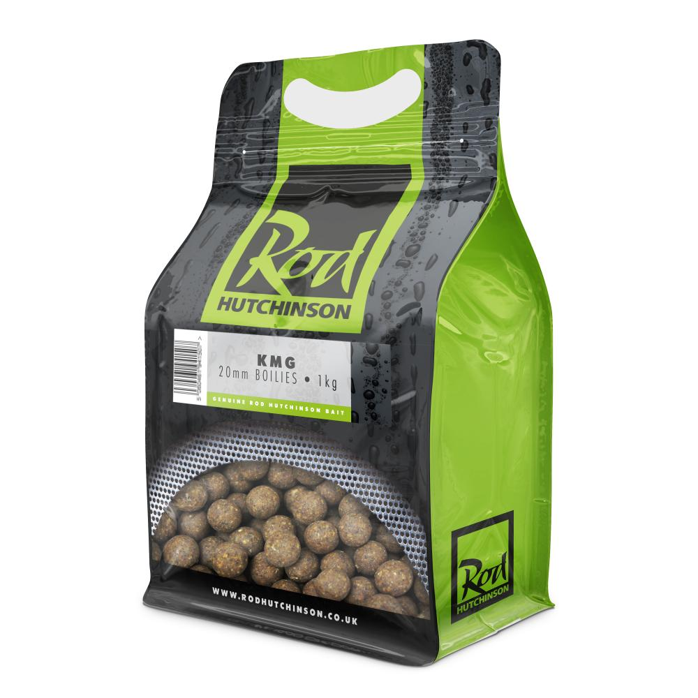 Rod Hutchinson KMG Krill Boilies 15mm 1kg