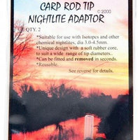 Enterprise Carp Rod Tip Nightlite Adaptor Artificial Baits Enterprise- GO FISHING TACKLE