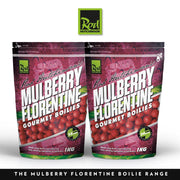 Rod Hutchinson Mulberry Florentine 15mm boilies 1kg Boilies and Pop Ups Rod Hutchinson- GO FISHING TACKLE