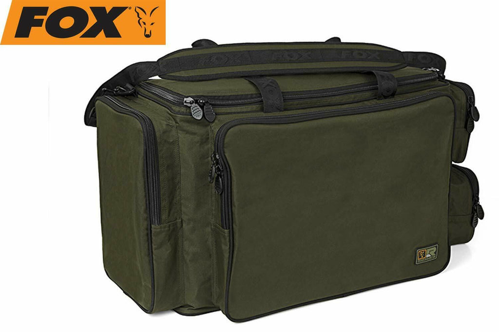 Fox R Series Medium Holdall Fox Luggage Fox- GO FISHING TACKLE