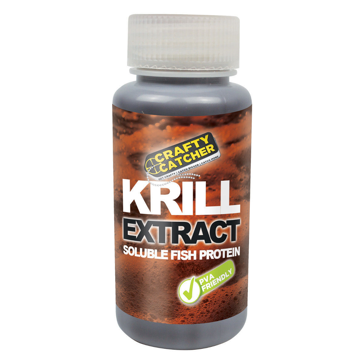 CRAFTY CATCHER KRILL EXTRACT Attractants and Dips Crafty Catcher- GO FISHING TACKLE