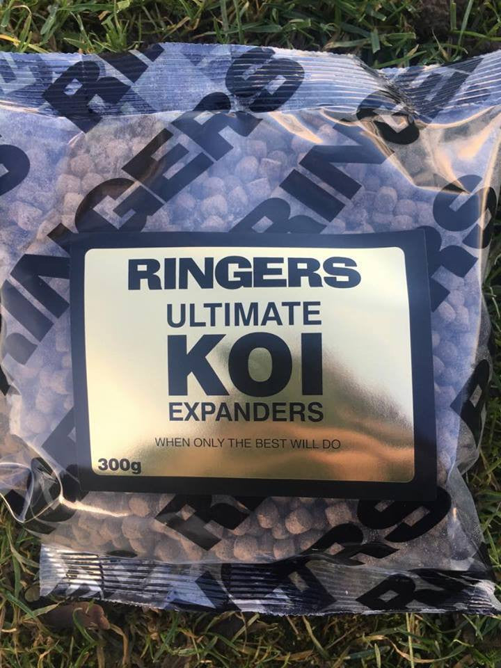Ringers Ultimate Koi Expander Pellets 6mm