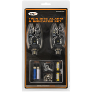 VX2 Bite Alarm and Indicator Set on Blister Bite Alarms and Indicators NGT- GO FISHING TACKLE