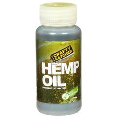 CRAFTY CATCHER HEMP OIL