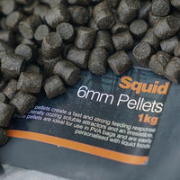 CC Moore 1kg Squid Pellets Pellets cc moore- GO FISHING TACKLE
