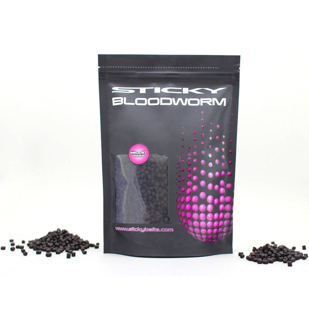 Sticky Baits Bloodworm Pellets
