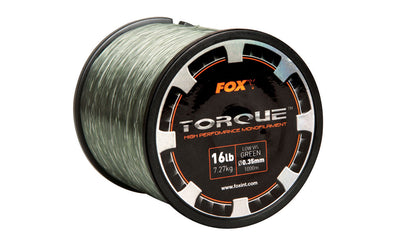 FOX TORQUE REEL LINE Line and Braid Fox- GO FISHING TACKLE
