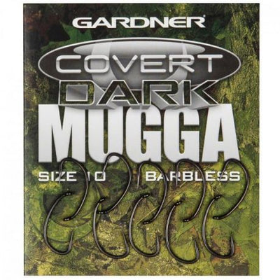 Gardner Covert Dark Mugga - Barbless