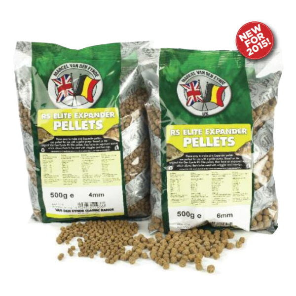 VDE RS Elite Expander Pellets