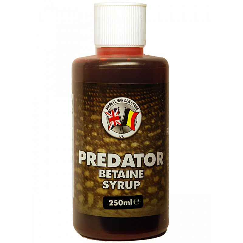 Van Den Eynde Predator Betaine Syrup Attractants and Dips van den eynde- THE MATCHMEN ANGLING CENTRE