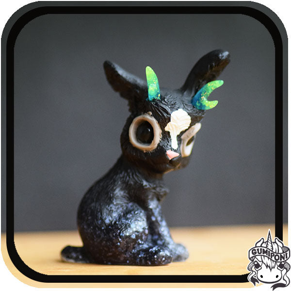Black Gumi Friday • Black Jackalope