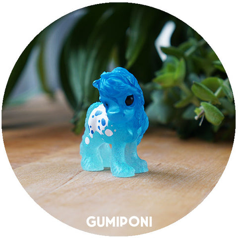 Blue Appy GumiPoni