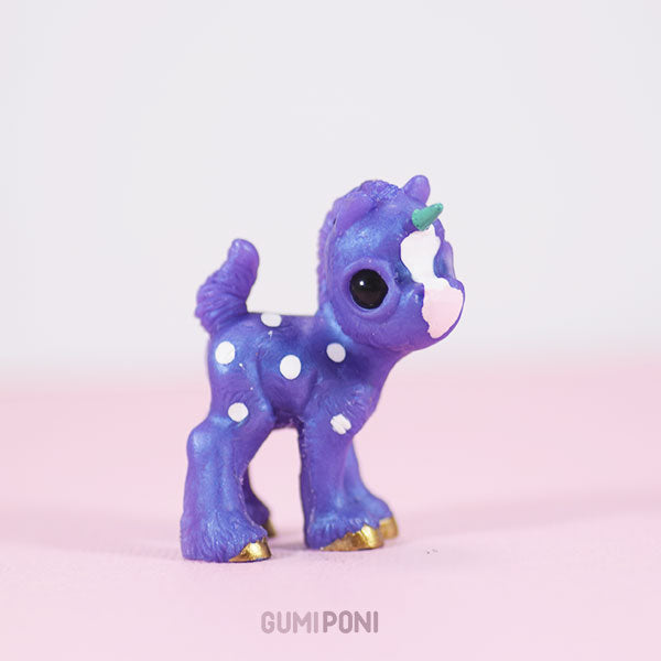 Violet Baby Gumicorn