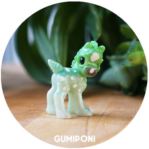 Minty GumiPoni Clover