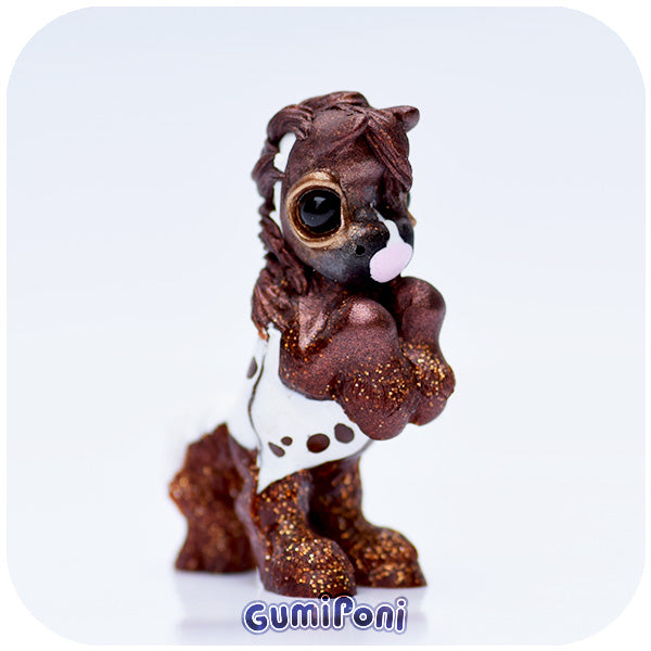 Spotted Chestnut GumiPoni