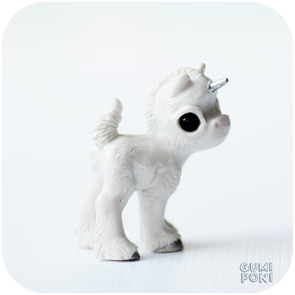 White Gumicorn Foal