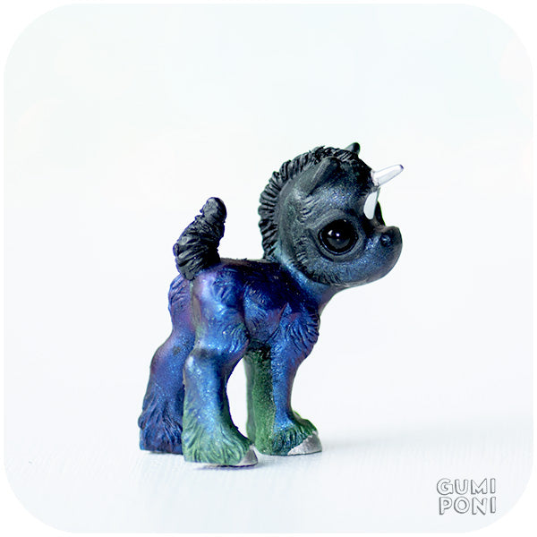 Blue Gumicorn Foal