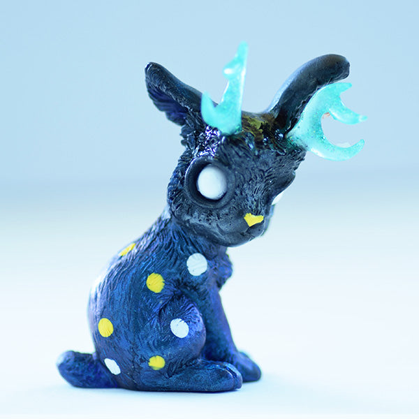Ghost-Eyed Jackalope