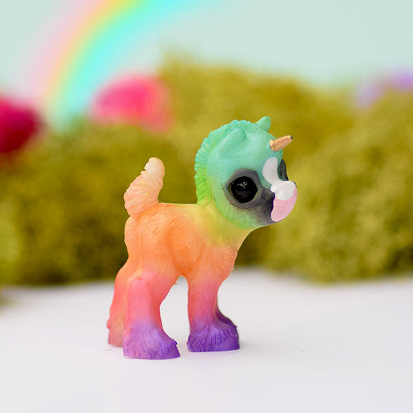 Rainbow Spike GumiPoni