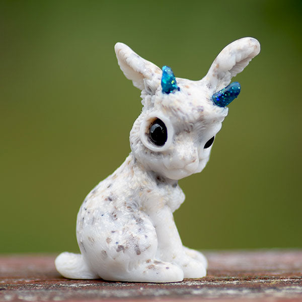 Cream Flecked Jackalope