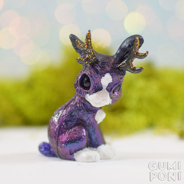 Oil Slick Jackalope
