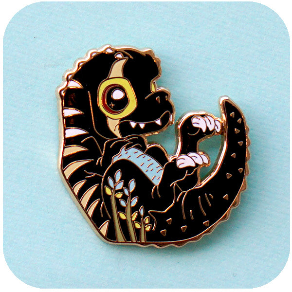 """NightFall"" Enamel Pin!"