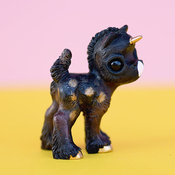 Dark Bay Gumicorn Foal