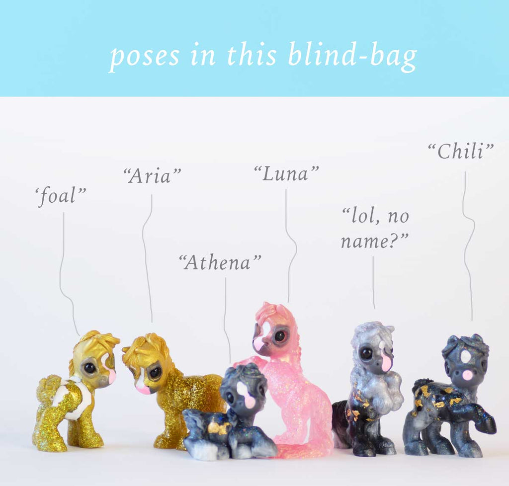 Cut from Stone GumiPoni Blind-Bag