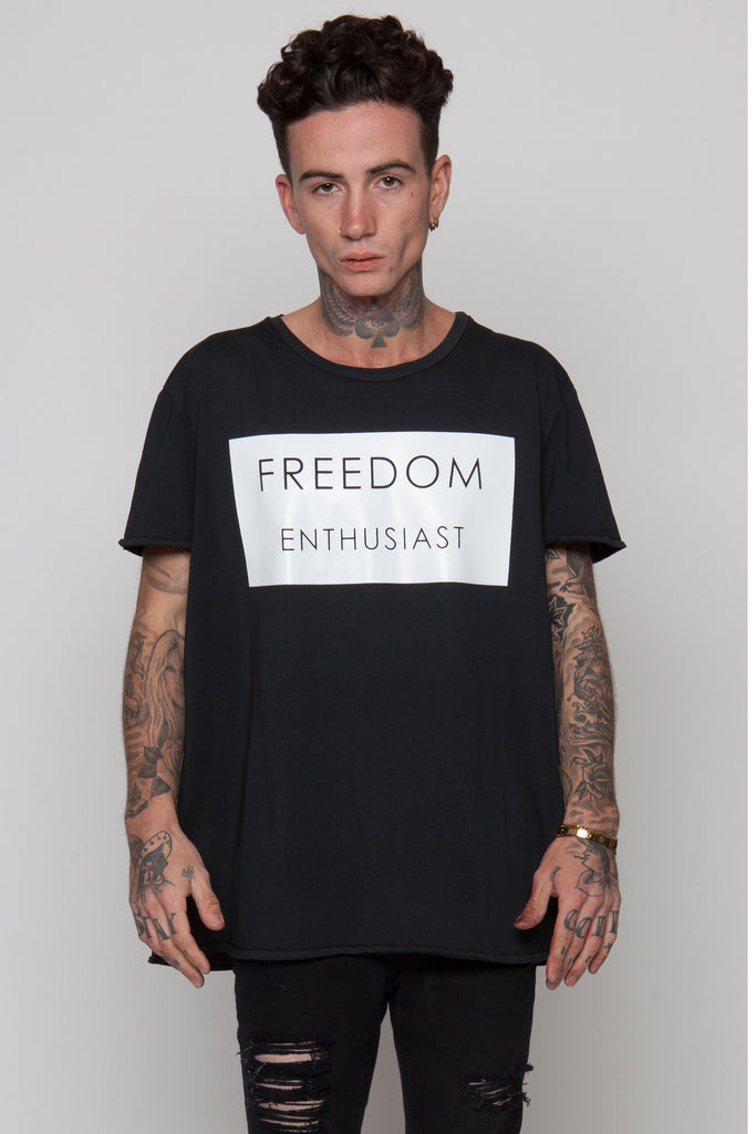 FREEDOM ENTHUSIAST - Supersede
