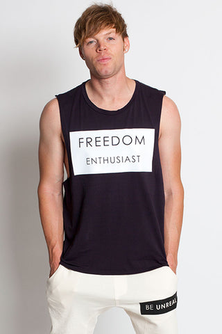FREEDOM ENTHUSIAST - Slash
