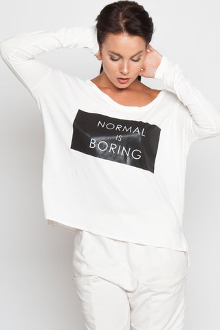 Beverly - NORMAL IS BORING