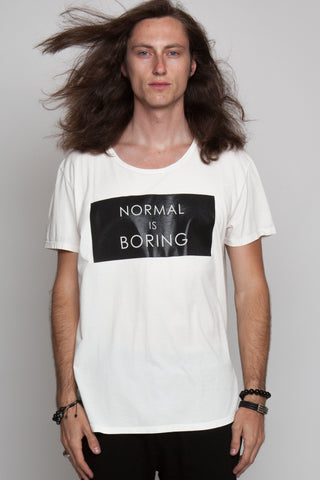 NORMAL IS BORING - Supersede
