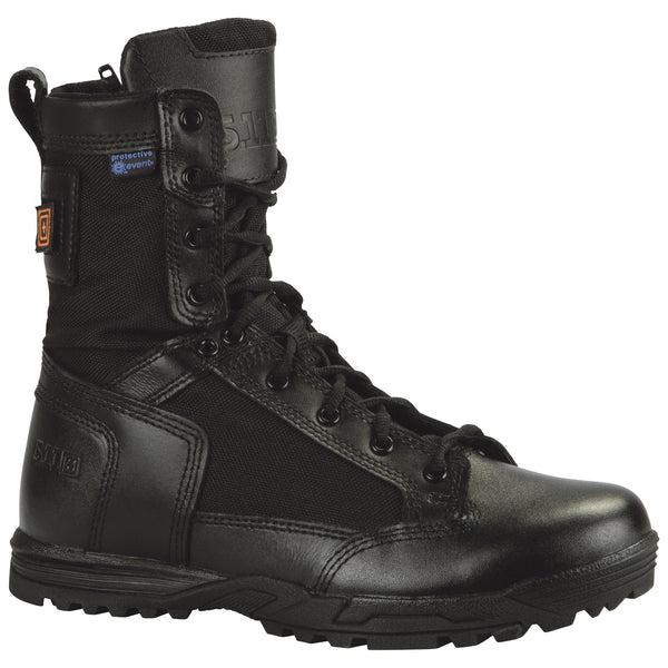 Skyweight Waterproof Side Zip Boot in Black