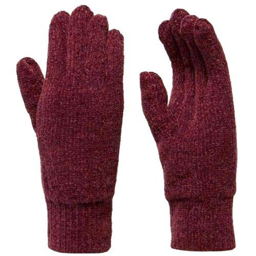 Womens Chenille Premium Thermal Gloves